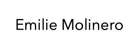 Emilie Molinero